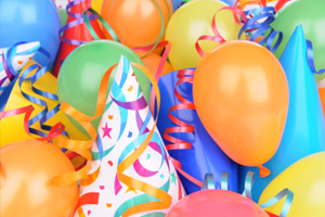 Birthdays, Baby Showers, Banquets and More