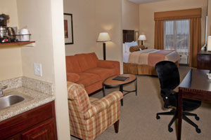 King Suite - The BEST WESTERN PLUS Duncanville